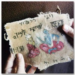 Shankara's cloth