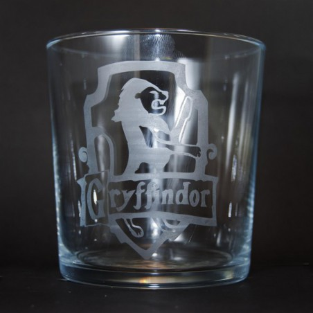 Gryffindor's glass