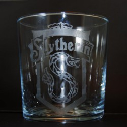 Slytherin's glass