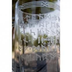 Dwarven's Runes Beer Mug (Thror's Map)