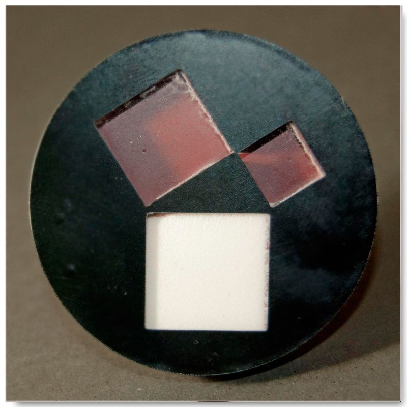 "Magnet ""Pythagorean Theorem demonstration"""