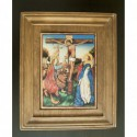 Crucifixion painting