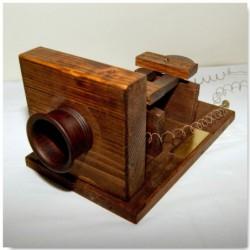 Teléfono (No funcional) de Graham Bell