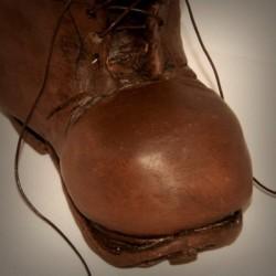 Boot flowerpot