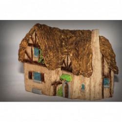 Seven Dwarfs cottage jewelry box