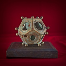 Roman dodecahedron