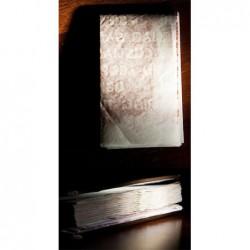 Grail tablet rubbing